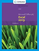 New Perspectives Microsoft Office 365 Excel 2019: Comprehensive (Mindtap Course List)