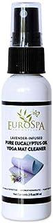 EuroSpa Aromatics Lavender-Infused Pure Eucalyptus Oil Yoga Mat Cleaner (2oz)