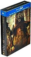 Blu-ray 3D O Hobbit - Uma Jornada Inesperada - 4-Disc Set [ The Hobbit An Unexpected Journey ] [ English + Portuguese +
