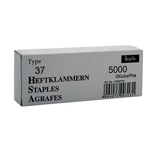 Rapid 11830770 Industrie Feindrahtklammer Typ 37(13)/6mm, 5.000 St. Schachtel