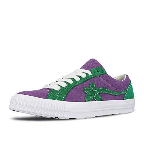 Creator Golf Le Fleur Purple Green