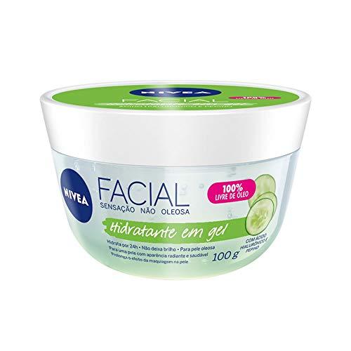 NIVEA Hidratante em Gel Facial 100g, Nivea