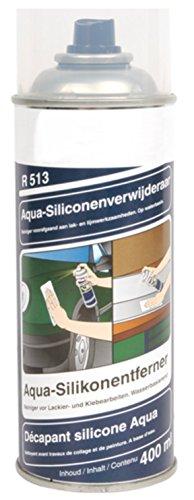 Förch R513 Aqua Silikonentferner 400ml auf wasserbasis zum Reinigen von Oberflächen vor Lackier- und Klebearbeiten