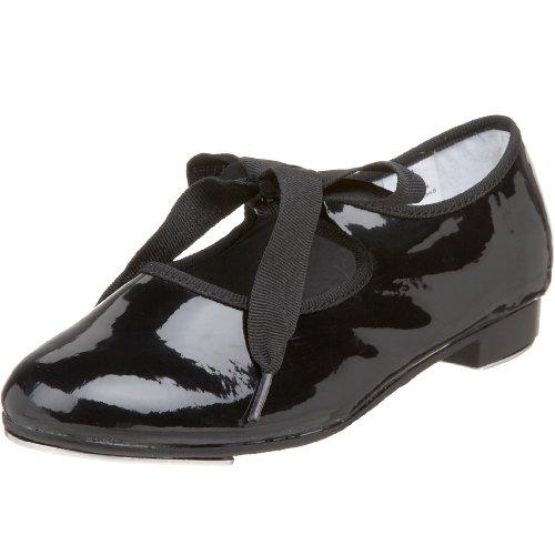 Dance Class T100 Flexible Tap Shoe (Toddler/Little Kid),Black,9.5 M US Toddler