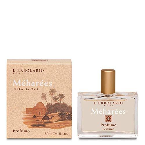 L'Erbolario Méharées Eau de Parfum, 1er Pack (1 x 50 ml)