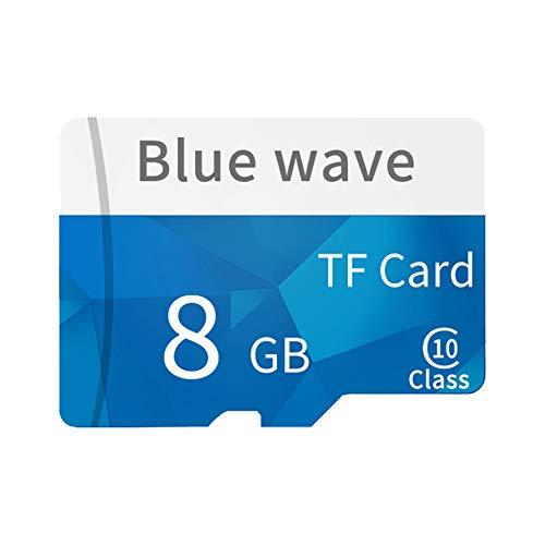 Daliuing Tarjeta Micro SD GB 10Clase 90MB/s Tarjeta Tarjeta de Memoria microSD con Adaptador SD, para Tarjeta de Memoria HD Video Play Camera