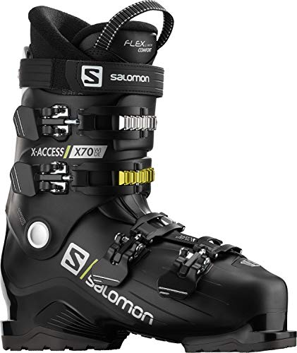 SALOMON X Access X70 Wide - Botas de esquí para hombre, talla 27/27,5 MP