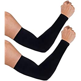 aegend UV Protection Cooling Arm Sleeves 2 Pairs – UPF...