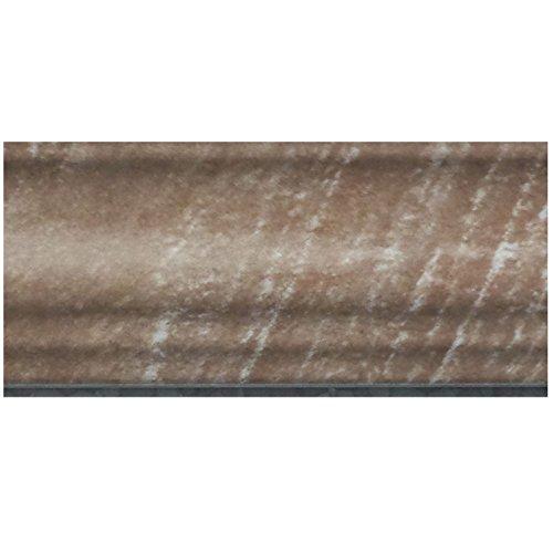 TORELLO LONDON CAPITELLO LISTELLO IN CERAMICA 5x32,35 cm GALLERIA CORALLO CERAMICA SANT'AGOSTINO PER RIVESTIMENTO BAGNO CUCINA
