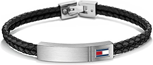 Tommy Hilfiger Jewelry Hombre Sin Metal Tira de Pulseras 2701010