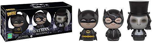 Funko - Figurine Batman - 3-Pack Batman Catwoman Penguin Exc