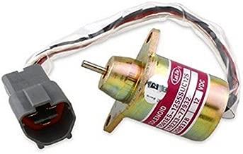 Signswise Yanmar Fuel Shutdown Shut OFF Solenoid 119233-77932 1503ES-12S5SUC12 JOHN DEERE TRACTOR DC12V