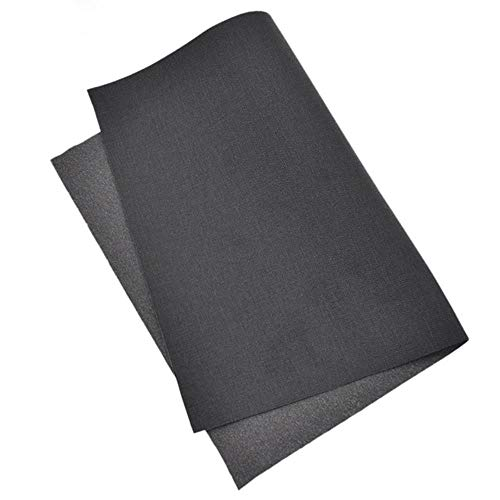 Life 29x21cm A4 Demin PU Lederen Stof Hoge Kwaliteit Synthetisch Lederen DIY Materiaal voor Handtas Kleding 1 exemplaar