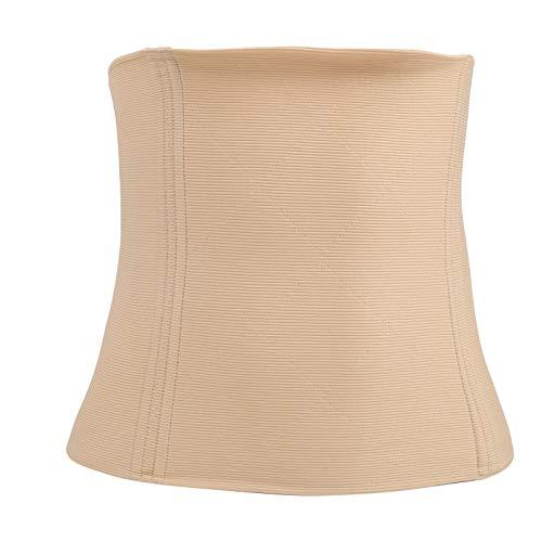 VGEBY Bauchgurt Einstellbar Sport Fitness Bauchgurt Abnehmen Bauchband Body Shaper Gürtel Taillenschneider(S)