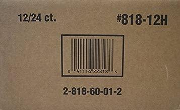 2012 Topps Chrome Football Hobby 12-Box Case