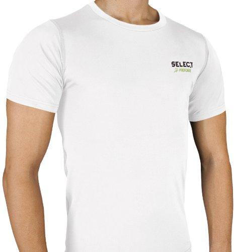 SELECT 6900 T- T-shirt de compression I Blanc I x-large