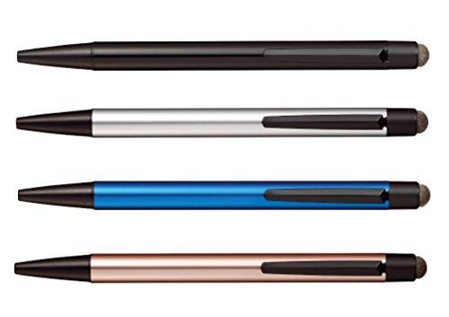 三菱鉛筆 ジェットストリーム スタイラス シングルノック SXNT823507P33/26/74/24 4色4本組み