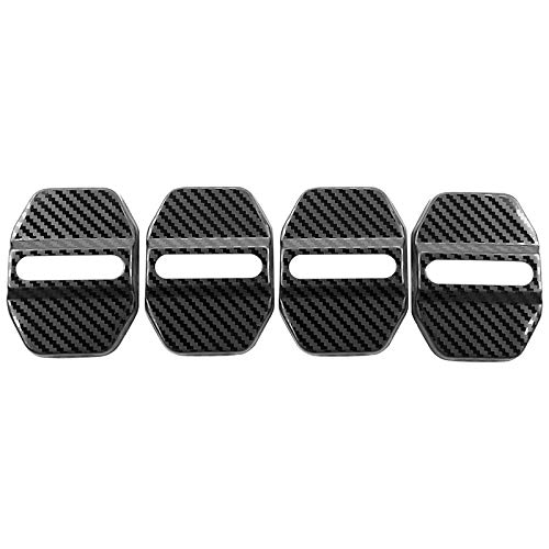 WOVELOT Reemplazo de Protector de Cubierta de Cerraduras de Puerta de Coche para F30 F31 F34 F35 F36 F10 F11 M3 M5 X1 X2 X3 X4 X5 Accesorios para Coche