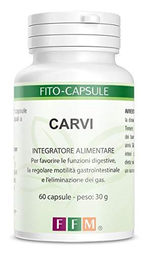 Fitofarmaceutica Carvi - 60 Capsule Gelatina Vegetale