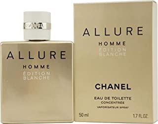 Chanel Allure Edition Blanche Eau de Toilette Spray for Men, 50 ml