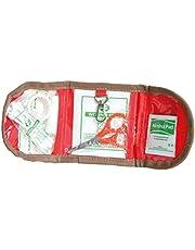 Mini EHBO-set - past in elke tas, 9,5 x 11,5 cm, Outdoor First Aid