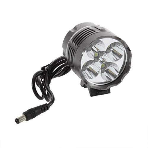 8.4V XML T6 5 LED lampe frontale de lumière de vélo extérieur étanche