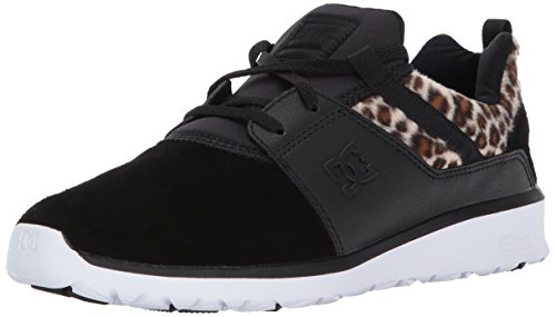 DC Women's Heathrow SE Shoes, Animal, 5.5 B US