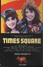 Best times square film soundtrack Reviews