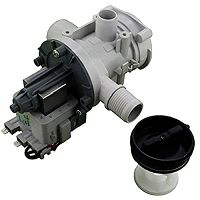 SPARES2GO Drain Pump & Filter Housing Assembly for Samsung Washing Machines (30W M47)