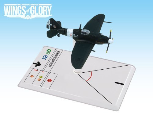 Wings of Glory: Reggiane Re.2001 Falco II A by Ares Games