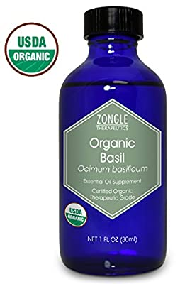 USDA CERTIFIED ORGANIC Basil Essential Oil: ETHICALLY PRODUCED using methods that integrate cultural, biological, and mechanical practices that foster cycling of resources, promote ecological balance, and conserve biodiversity. NATURALLY PRODUCED wit...