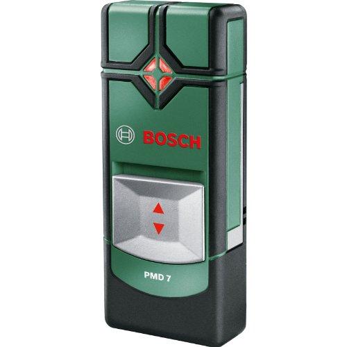 Bosch PMD 7 tarima precisa Digital Wall escáner y Detector para Cables y Metal con [unidades 1] - garantía 3 años rescu3®