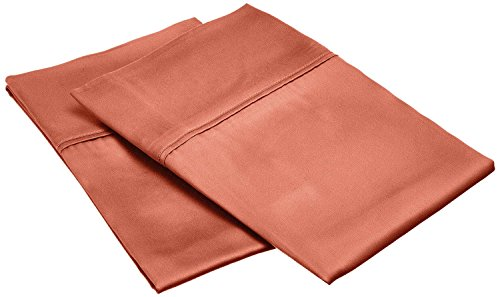 Blue Nile Mills Extra soft 100% Modal from Beech 2-Piece Pillowcases Set King