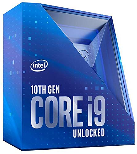 Intel BX8070110900K Core i9-10900K (Basistakt: 3,70GHz; Sockel: LGA1200; 125Watt) Box