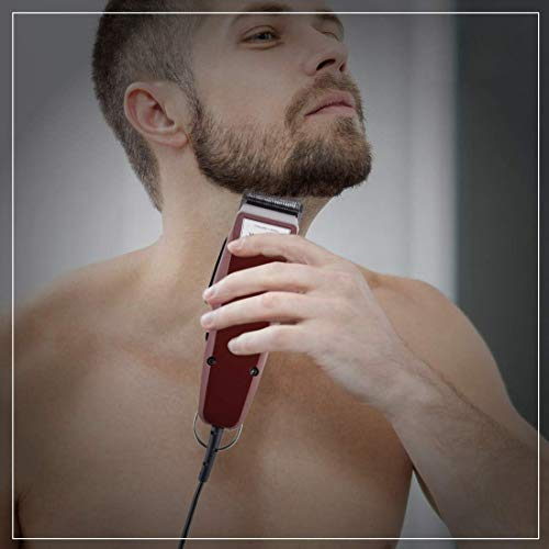 JUTEK® Trimmer For Men  Heavy Duty Professional FYC RF-666 Electric Shaver Hair Clipper   1.5 m Trimming Range Long Wire and Adjustable