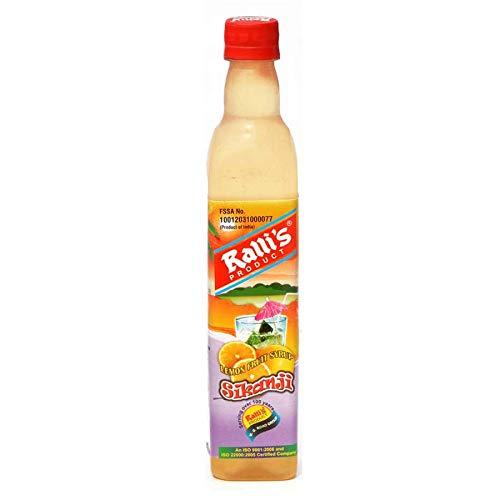 Ralli's Sikanji Syrup (Lemonade) 500ml.