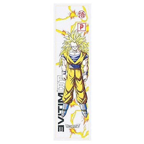 Primitive Goku Glow Skateboard Griptape One Size Multi