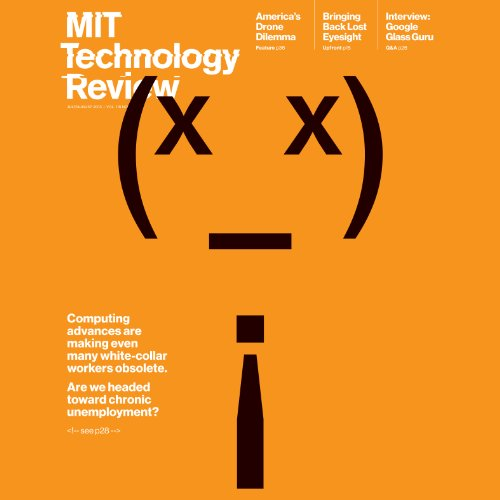 Audible Technology Review, July 2013 cover art
