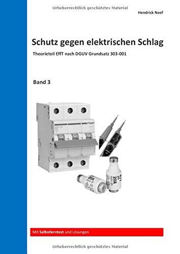 Schutz gegen elektrischen Schlag: Theorieteil EffT nach Grundsatz 303-001 (Band, Band 3)