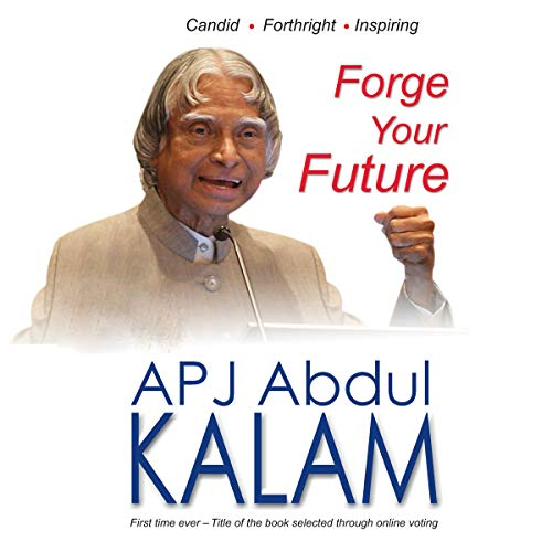 Forge Your Future audiobook cover art