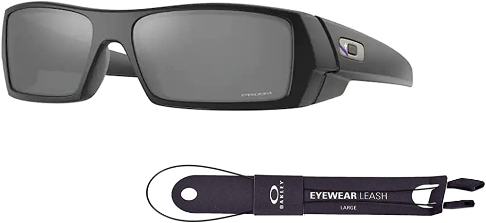 Oakley Gascan OO9014 Kansas City Mall Sunglasses+BUNDLE NEW Leash+Designe with