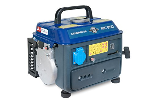 Mecafer 450009 - Grupo electrógeno (2 t