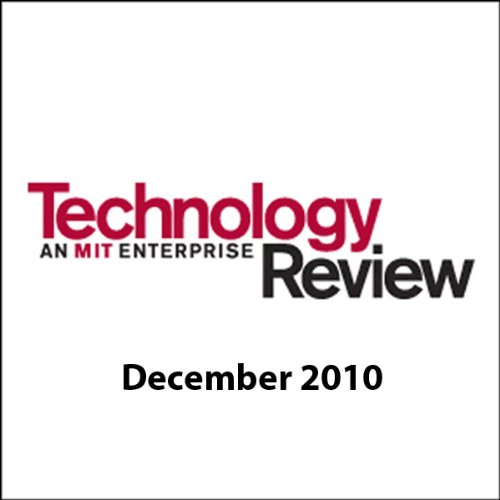 Audible Technology Review, December, 2010 audiobook cover art