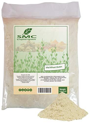 Vital Wheat Gluten 1 Pound Bulk Bag Flour Powder