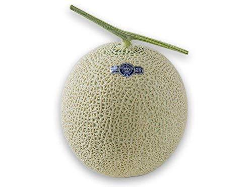 フルーツなかやま 静岡産 高級マスクメロン【クラウン】1個入 重さ1.5K前後 糖度11度以上