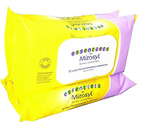 Mitosyl Lingettes Lot de 3 x 72