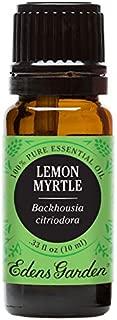 Best backhousia citriodora lemon scented myrtle Reviews