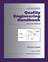Quality Engineering Handbook (Quality and Reliability 60)