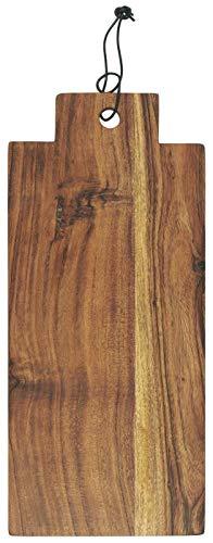 IB Laursen Schneidebrett Griff breit Akazie geölt 45 cm