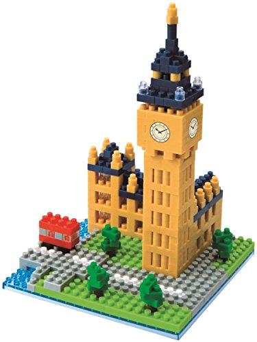 Nanoblock - Nbh-029 - Jeu De Construction - Big Ben